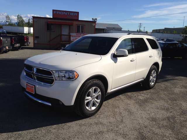 2012 dodge durango for sale in anchorage ak for Selective motor cars miami
