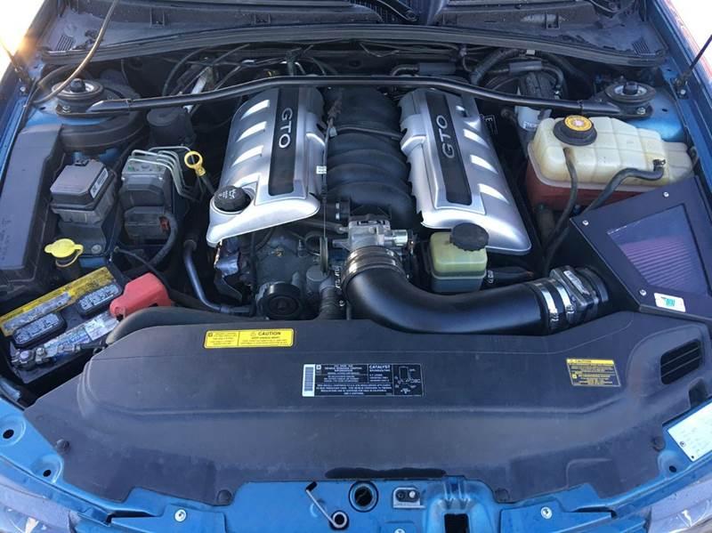 2004 Pontiac GTO 2dr Coupe - Anchorage AK