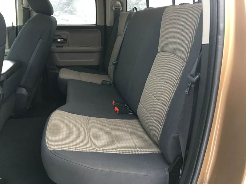 2012 RAM Ram Pickup 1500 4x4 SLT 4dr Quad Cab 6.3 ft. SB Pickup - Anchorage AK