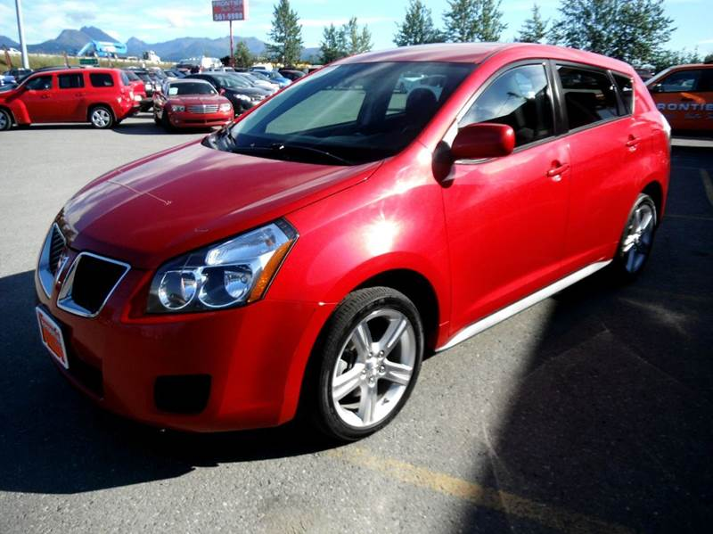 2009 Pontiac Vibe AWD 4dr Wagon - Anchorage AK