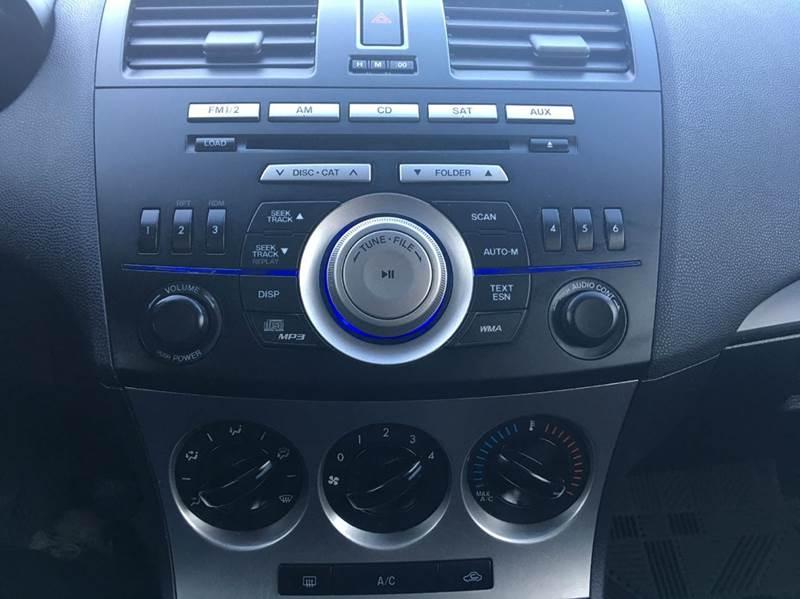 2010 Mazda MAZDA3 i Touring 4dr Sedan 5M - Anchorage AK