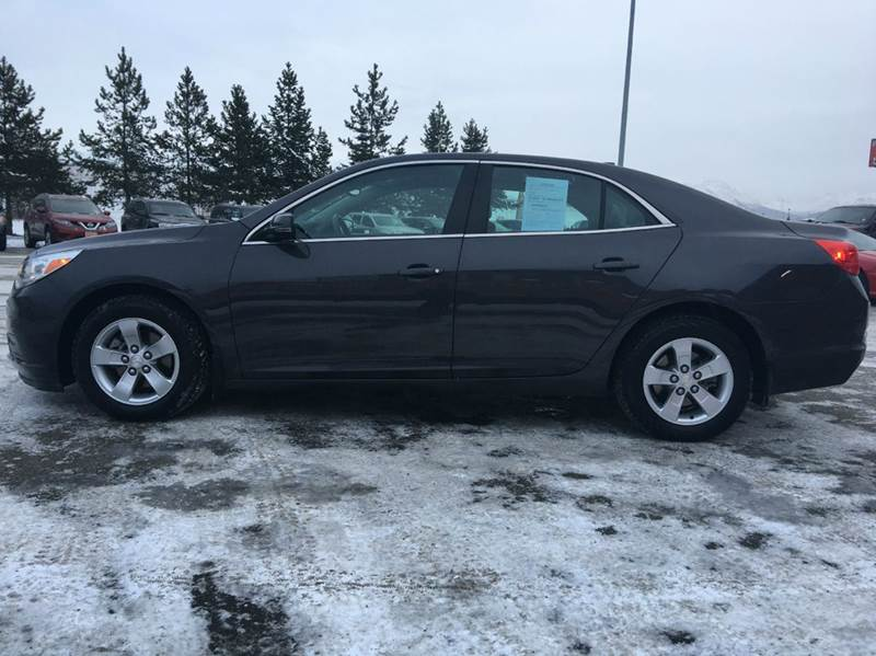 2013 Chevrolet Malibu LT 4dr Sedan w/1LT - Anchorage AK