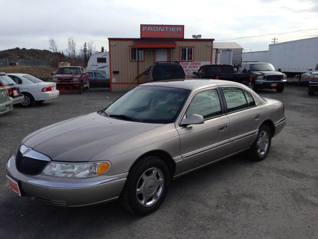 Frontier Car Sales Anchorage