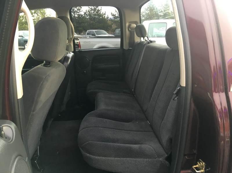 2004 Dodge Ram Pickup 2500 4dr Quad Cab ST 4WD LB - Anchorage AK