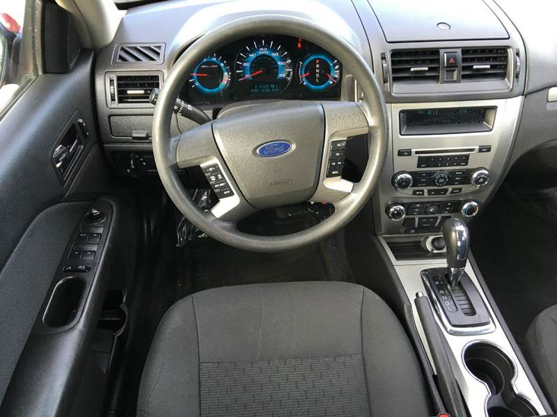 2012 Ford Fusion SE 4dr Sedan - Anchorage AK
