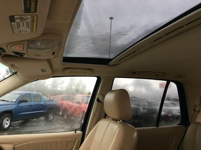 2005 Mercedes-Benz M-Class ML350 AWD 4MATIC 4dr SUV - Anchorage AK