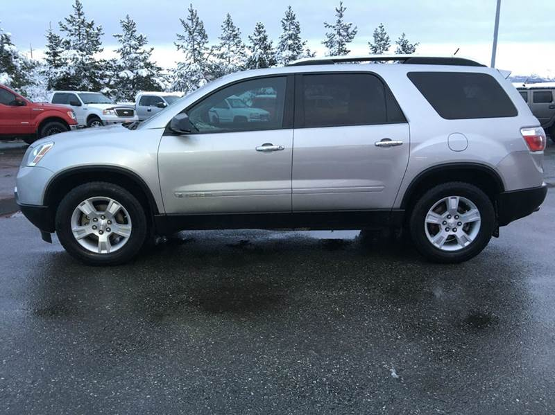 2007 GMC Acadia SLE-1 AWD 4dr SUV - Anchorage AK