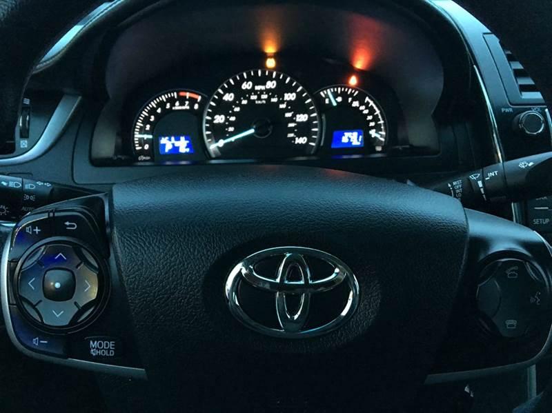 2014 Toyota Camry SE 4dr Sedan - Anchorage AK