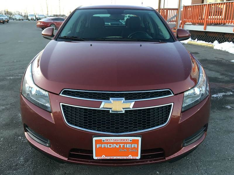 2013 Chevrolet Cruze 1LT Auto 4dr Sedan w/1SD - Anchorage AK