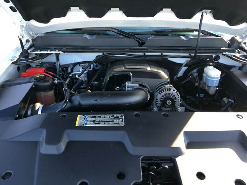 2011 Chevrolet Silverado 1500 4x4 LTZ 4dr Crew Cab 5.8 ft. SB - Anchorage AK