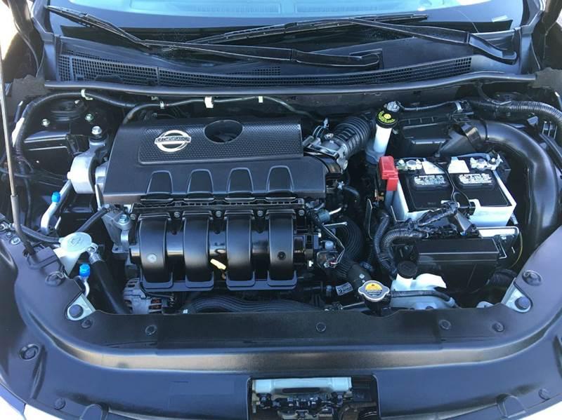 2013 Nissan Sentra SV 4dr Sedan - Anchorage AK