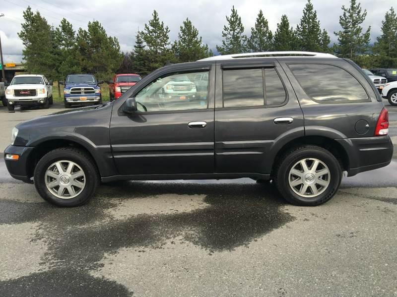 2007 Buick Rainier CXL 4dr SUV - Anchorage AK