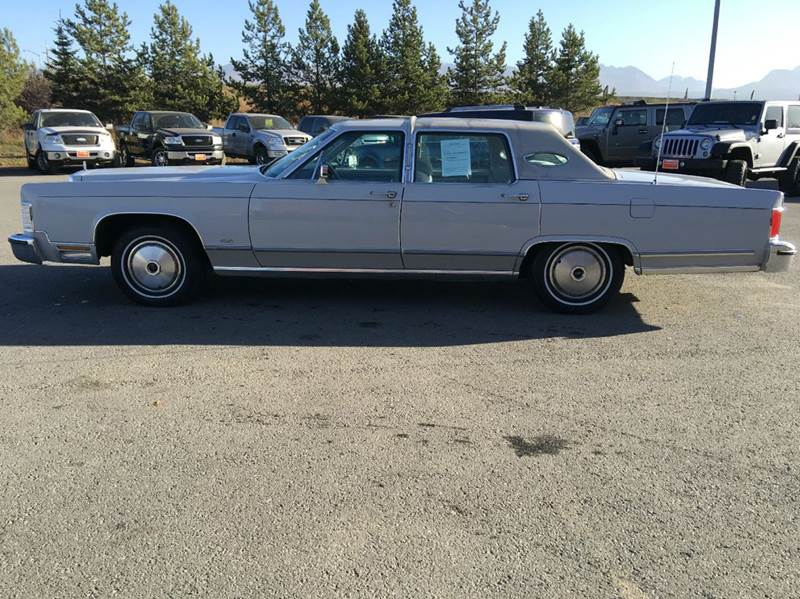 1979 Lincoln Continental  - Anchorage AK