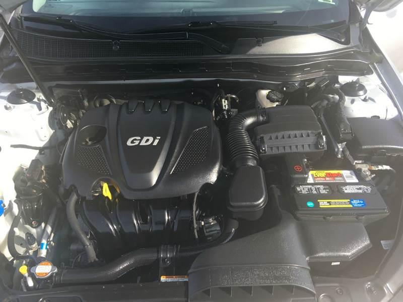 2011 Kia Optima EX 4dr Sedan - Anchorage AK