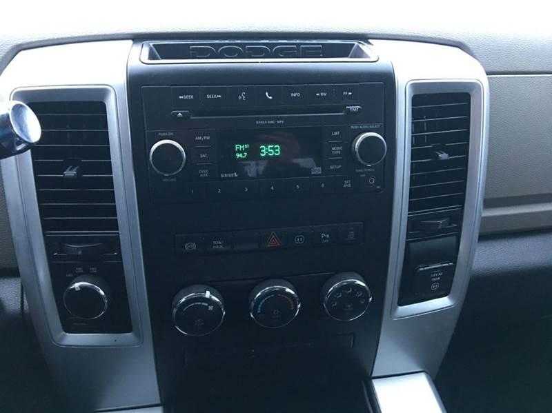 2010 Dodge Ram Pickup 2500 4x4 SLT 4dr Crew Cab 8 ft. LB Pickup - Anchorage AK