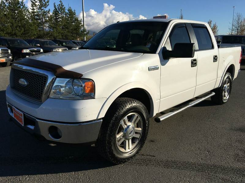 2007 Ford F-150 Lariat 4dr SuperCrew 4x4 Styleside 5.5 ft. SB - Anchorage AK