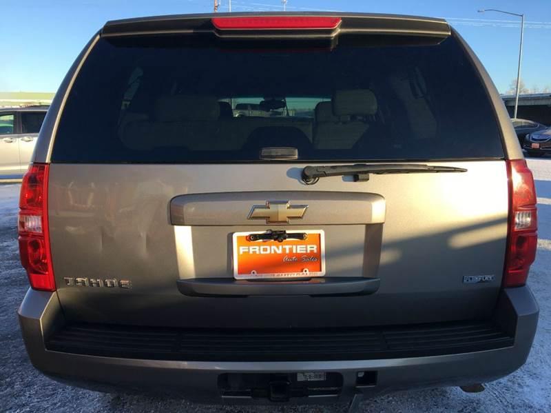 2009 Chevrolet Tahoe 4x4 LT 4dr SUV w/1LT - Anchorage AK