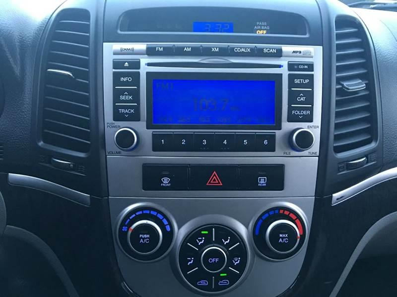 2009 Hyundai Santa Fe GLS AWD 4dr SUV - Anchorage AK
