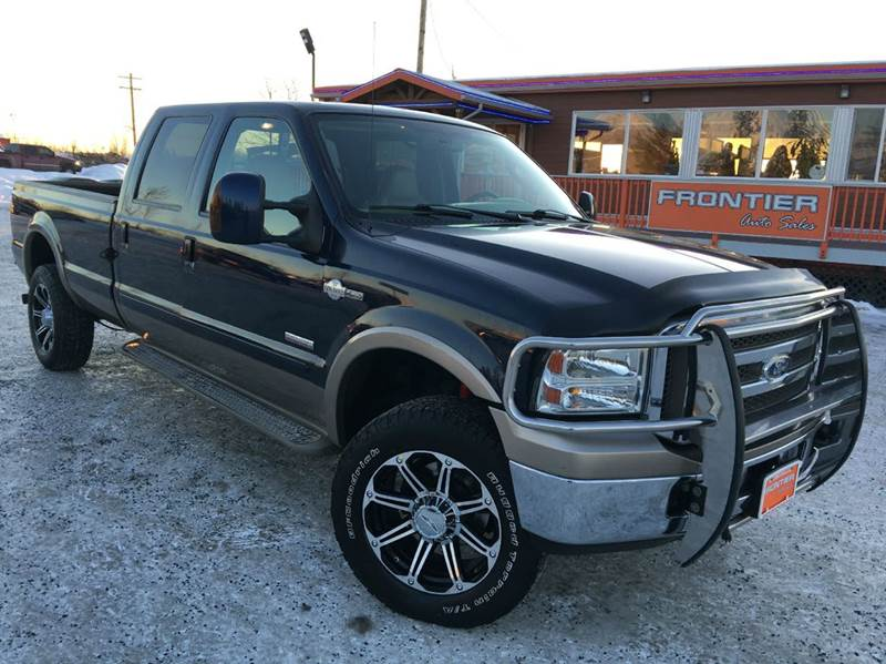 2006 Ford F-350 Super Duty Lariat 4dr Crew Cab 4WD LB - Anchorage AK