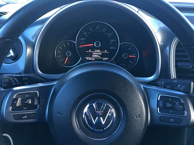 2012 Volkswagen Beetle 2.5L PZEV 2dr Hatchback 6A w/ Sunroof, Sound and Navigation - Anchorage AK