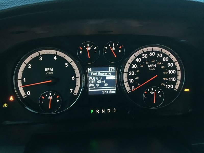 2012 RAM Ram Pickup 1500 Sport 4x4 4dr Crew Cab 5.5 ft. SB Pickup - Anchorage AK