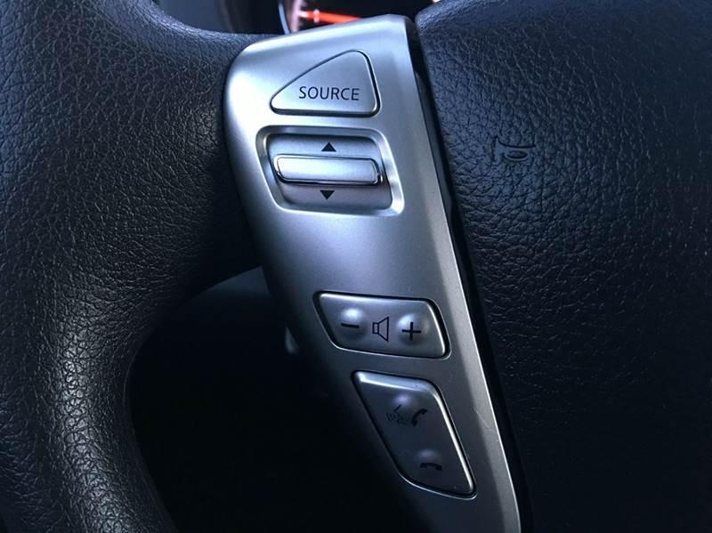 2015 Nissan Versa 1.6 SV 4dr Sedan - Anchorage AK