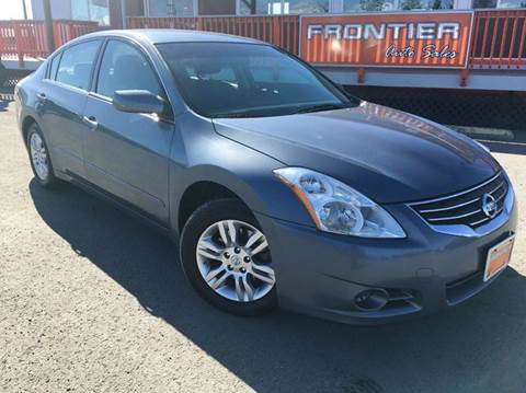 2010 Nissan Altima for sale in Anchorage, AK