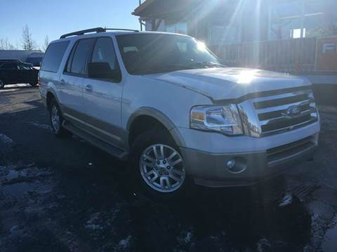 2010 Ford Expedition EL for sale in Anchorage, AK