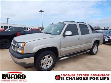 2005 Chevrolet Avalanche For Sale Goldsboro Nc