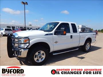 2011 Ford F-250 Super Duty for sale in Duncan, OK