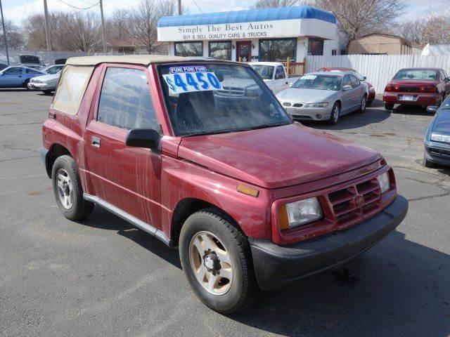 1997 GEO Tracker for sale in Lincoln NE