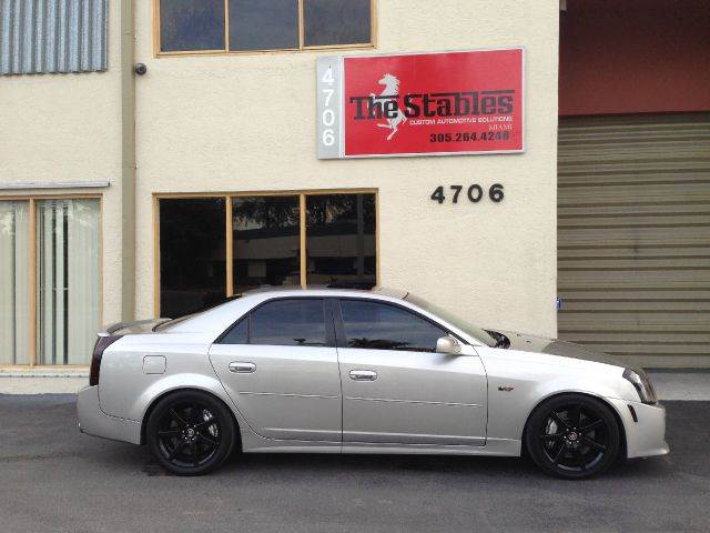 used 2005 cadillac cts v for sale. Black Bedroom Furniture Sets. Home Design Ideas