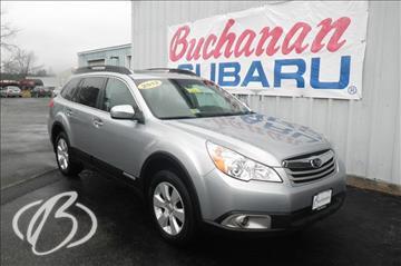 2012 Subaru Outback for sale in Pocomoke City, MD