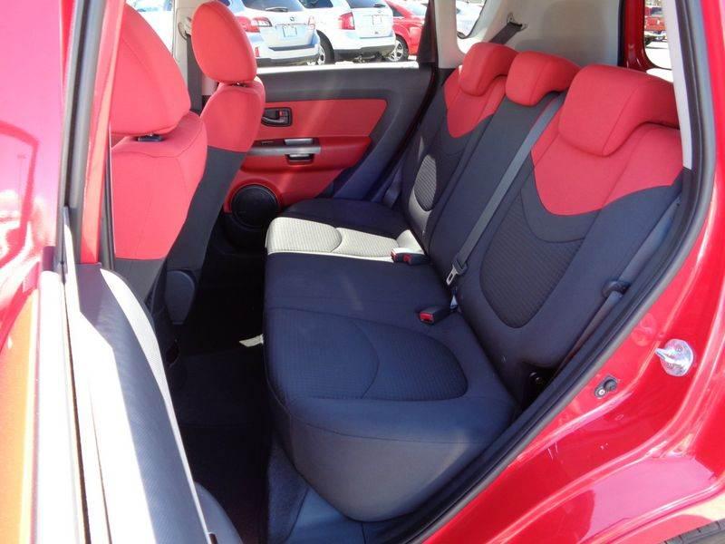 2010 Kia Soul Sport 4dr Wagon 5M - Kennewick WA