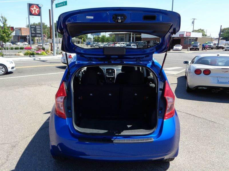 2016 Nissan Versa Note SV 4dr Hatchback - Kennewick WA
