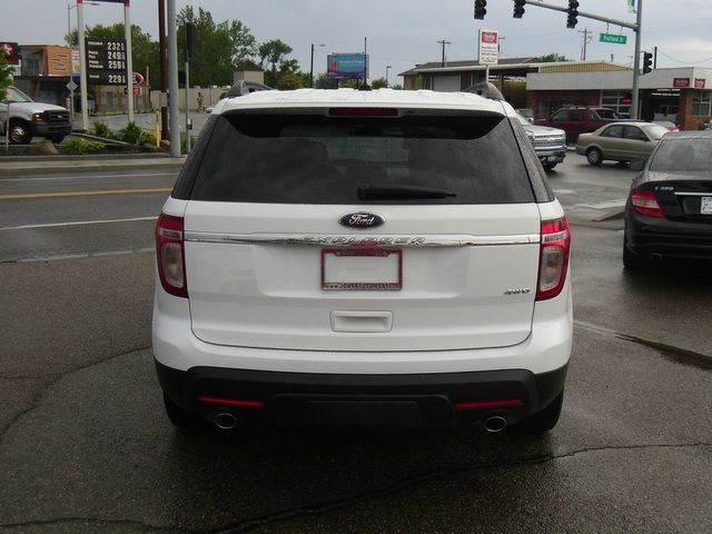 2014 Ford Explorer Base AWD 4dr SUV - Kennewick WA