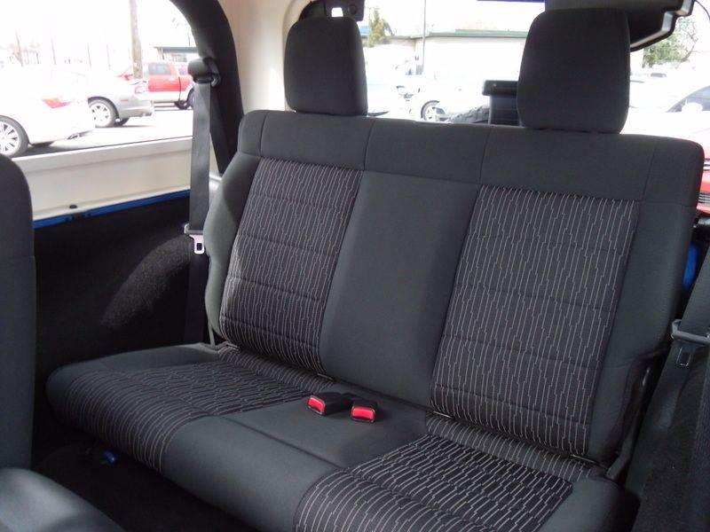 2011 Jeep Wrangler 4x4 Sahara 2dr SUV - Kennewick WA