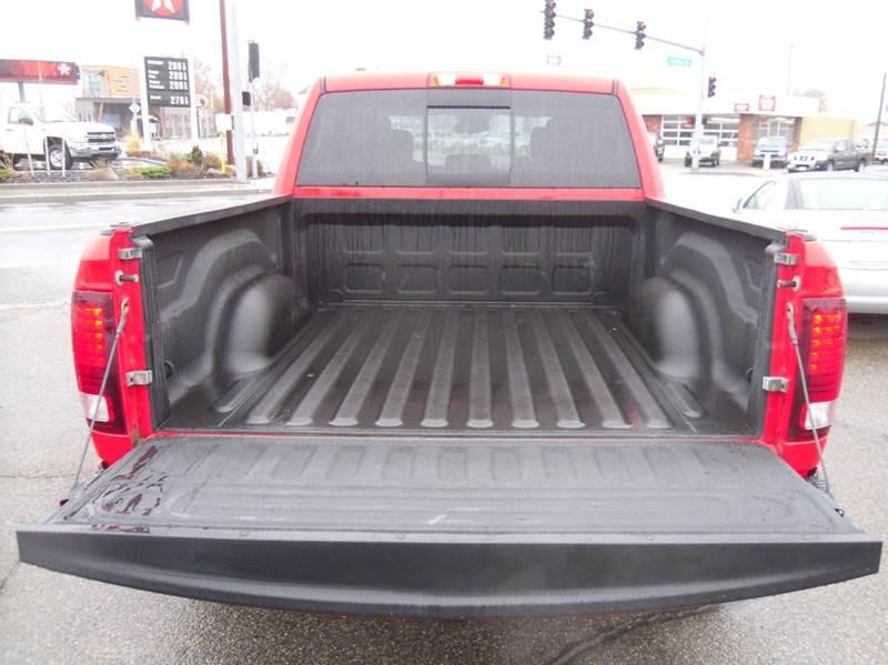 2014 RAM Ram Pickup 1500 4x4 Sport 4dr Crew Cab 5.5 ft. SB Pickup - Kennewick WA