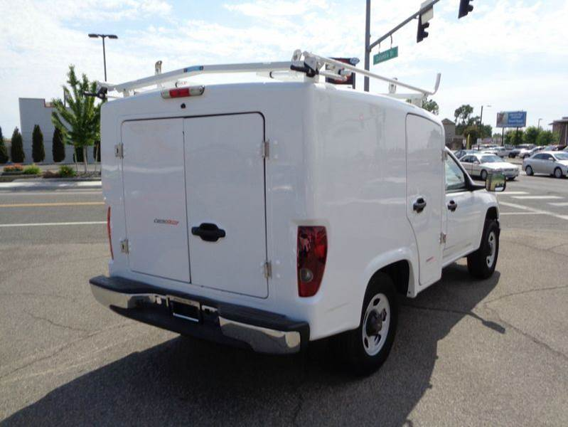 2010 Chevrolet Colorado 4x2 Work Truck 2dr Regular Cab Chassis - Kennewick WA