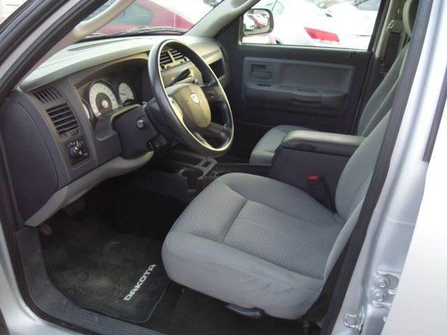 2009 Dodge Dakota BigHorn 4x2 Crew Cab 4dr - Kennewick WA