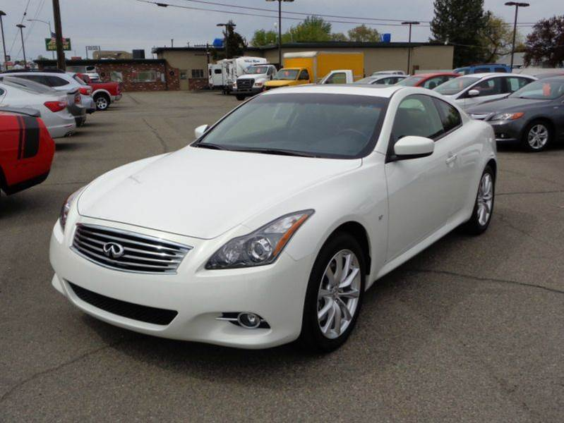 2014 Infiniti Q60 Coupe AWD 2dr Coupe - Kennewick WA