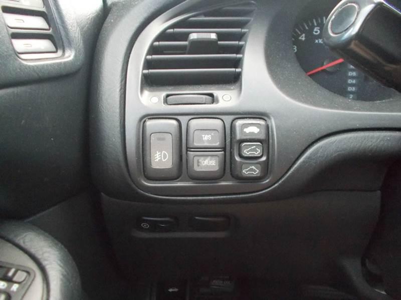 2002 Acura TL 3.2 4dr Sedan - Knoxville TN