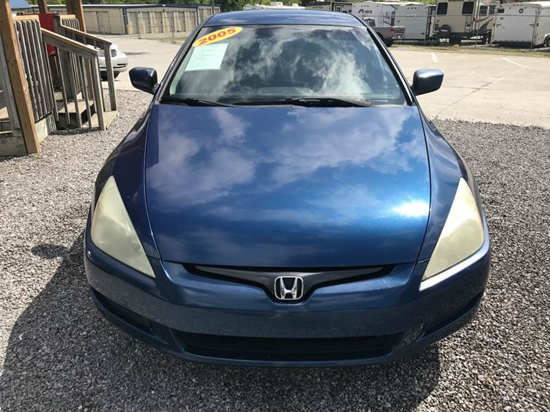 2005 Honda Accord LX Special Edition 2dr Coupe - Knoxville TN