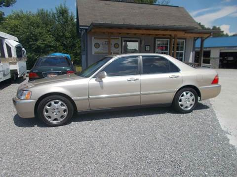 2000 Acura RL for sale in Knoxville, TN