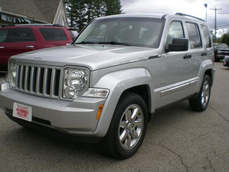 2012 jeep liberty for sale in north hampton nh. Black Bedroom Furniture Sets. Home Design Ideas