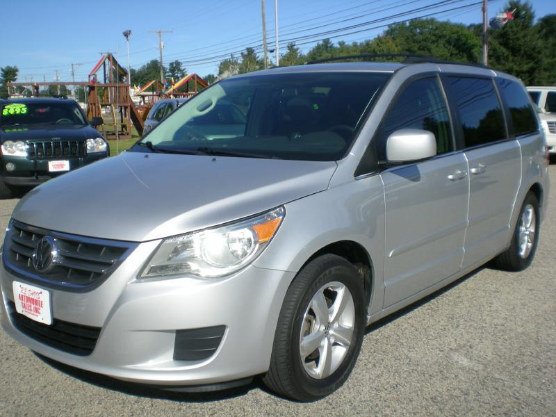2009 volkswagen routan se in north hampton nh re davis. Black Bedroom Furniture Sets. Home Design Ideas