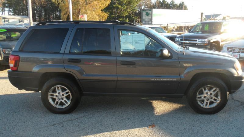2003 jeep grand cherokee 4dr laredo 4wd suv in north. Black Bedroom Furniture Sets. Home Design Ideas