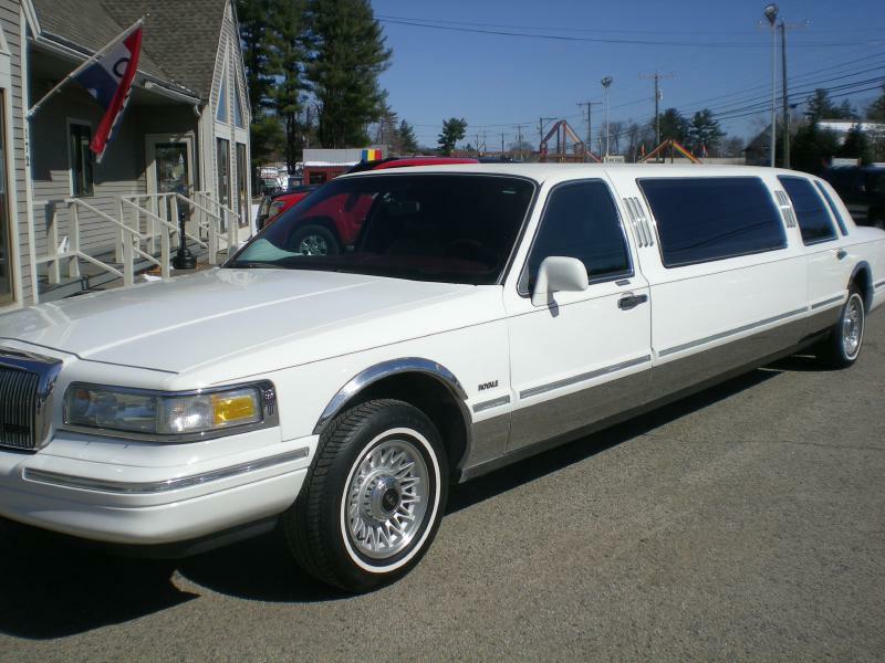 lincoln town car for sale in new hampshire. Black Bedroom Furniture Sets. Home Design Ideas