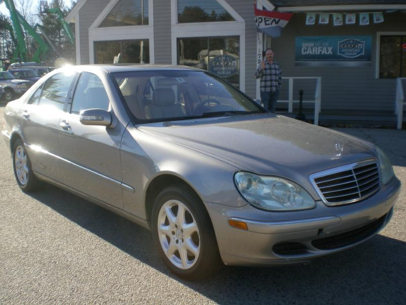 2003 mercedes benz s class awd s 430 4matic 4dr sedan in for Mercedes benz s 430
