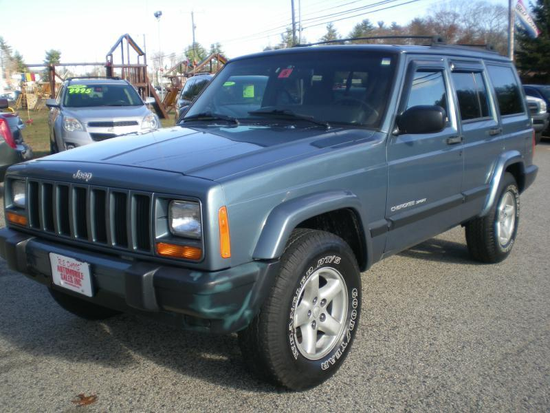 1999 jeep cherokee 4dr sport 4wd suv in north hampton nh. Cars Review. Best American Auto & Cars Review